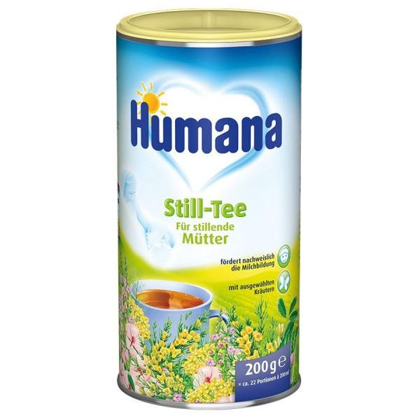 Ceai stimularea lactatiei Humana pentru mamici 200 g