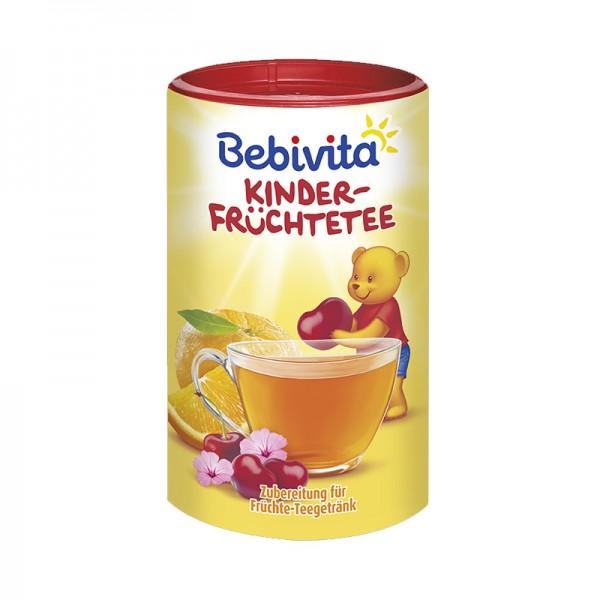 Ceai Bebivita cu gust de fructe de la 12 luni 400 g
