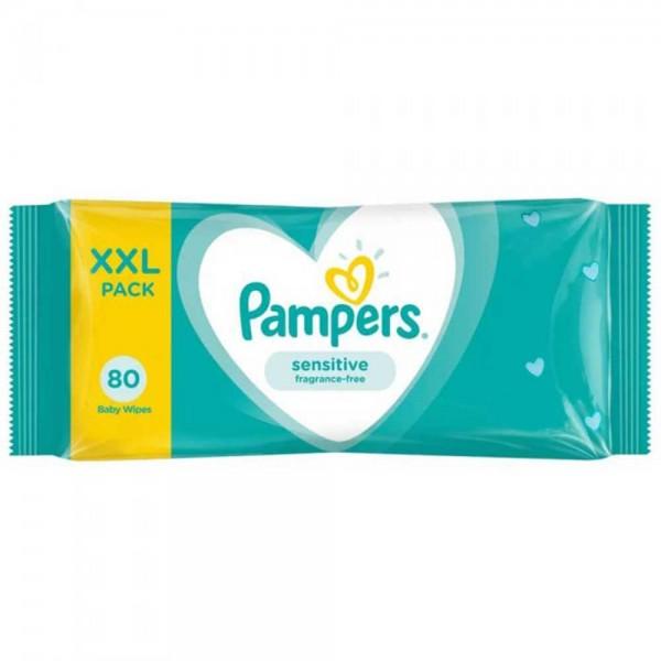 Servetele umede Pampers Sensitive 80 buc