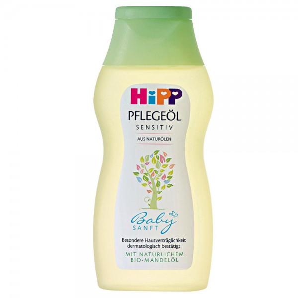 Ulei de corp Hipp Babysanft pentru copii 200 ml