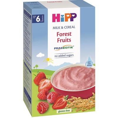Cereale Hipp cu lapte fructe de padure de la 6 luni 250 g