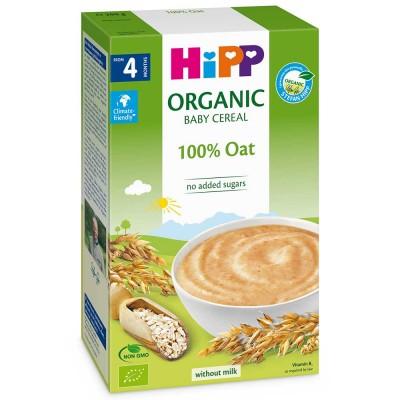 Cereale Hipp fara lapte primul ovaz al copilului de la 4 luni 200 g