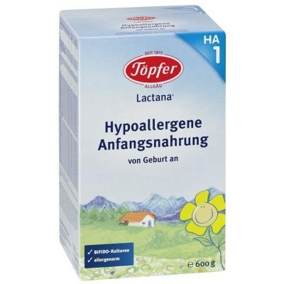 Formula de lapte praf Topfer HA1 de la nastere 600 g