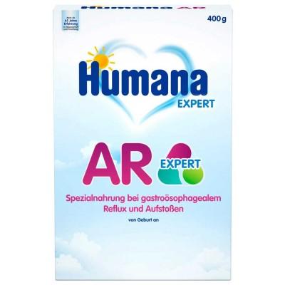 Lapte praf special Humana AR antireflux Expert de la nastere 400 g