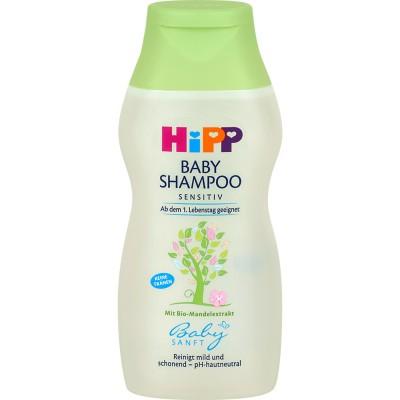 Sampon Hipp Babysanft pentru copii 200 ml