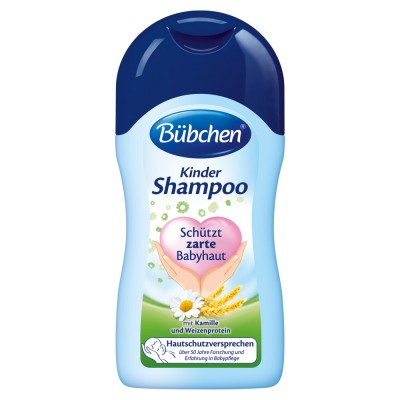 Sampon pentru copii Bubchen Kinder Shampoo 200 ml