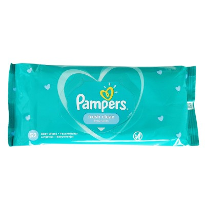 Servetele umede Pamepers Fresh Clean 52 buc